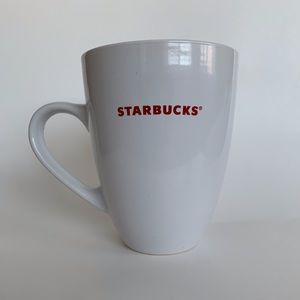 Starbucks 2008 Coffee Mug 15 Fl Oz